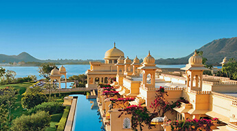 Luxury Golden Triangle Tour with Udaipur